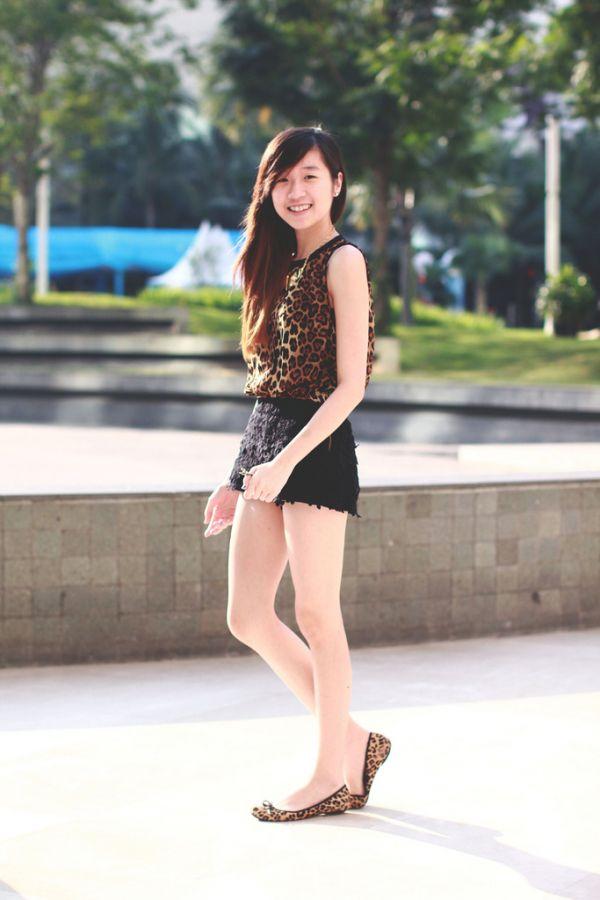 The Teen Fashion Blogger
