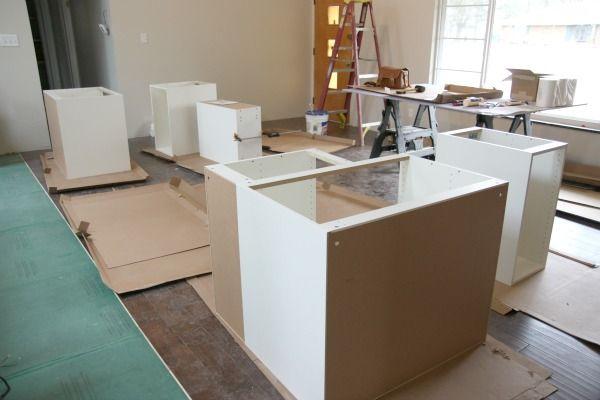 installing our ikea kitchen by house tweaking bob vila