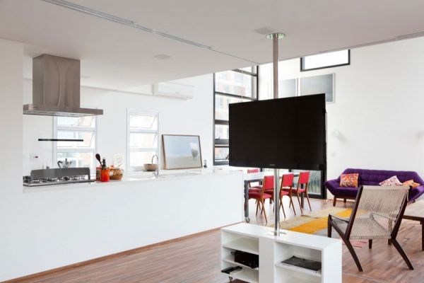 Cozy Fidalga 727 Duplex Apartment in Brazil by Sub Estudio (14)